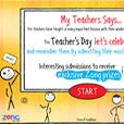 Zong Teachers Day